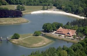 Oldenzaal - recreatiepark Het Hulsbeek editie alle  Luchtfoto Carlo ter Ellen   CTE20070504